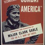 Combat America with Clark Gable