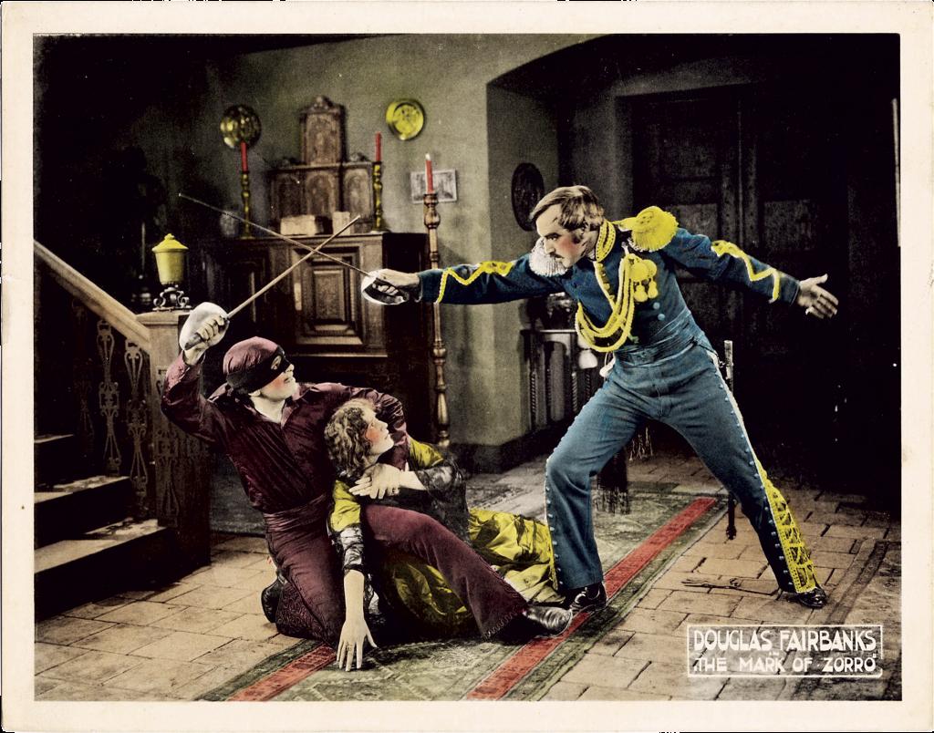 The Mark of Zorro (1920 film)