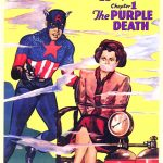 Captain America, 1944 (serial) chapter 1: The Purple Death