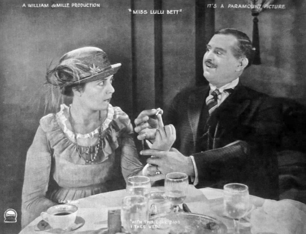 Miss Lulu Bett (film), 1921