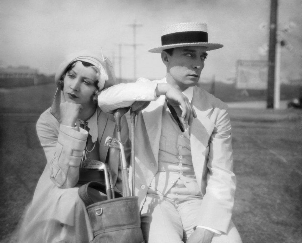 Parlor, Bedroom and Bath, 1931 starring Buster Keaton