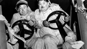 The Flying Deuces, 1939 comedy film starring Laurel and Hardy