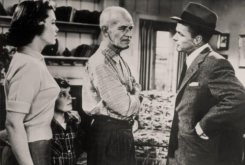 Suddenly, 1954 film noir starring Frank Sinatra
